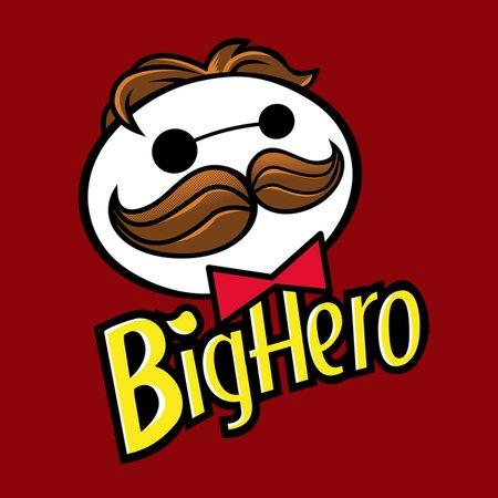 Big Hero Chips T-Shirt