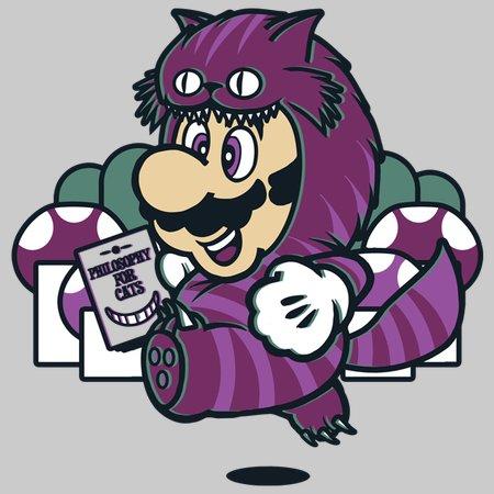 Cheshireooki T-Shirt