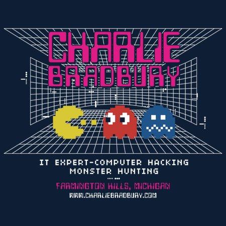 Charlie Bradbury It T-Shirt