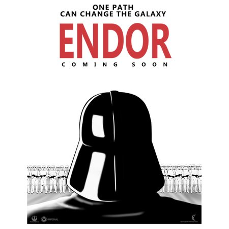 Endor T-Shirt