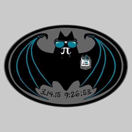 Vampire Bat With Pi Symbol Fangs Celebrates Pi Day 1 Neatoshop