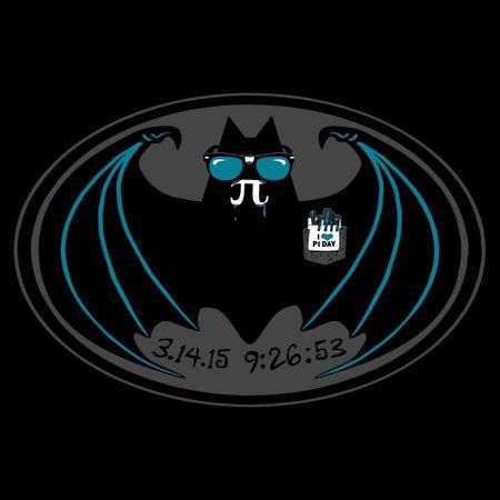 Vampire Bat With Pi Symbol Fangs Celebrates Pi Day 2 Neatoshop
