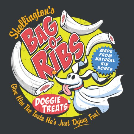 Bag-O-Ribs Doggie Treats T-Shirt