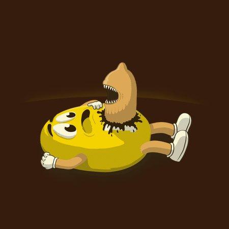 Alien: Peanut Inside T-Shirt