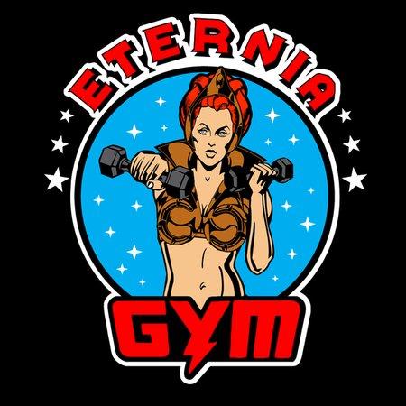 Eternia Gym Teela T-Shirt