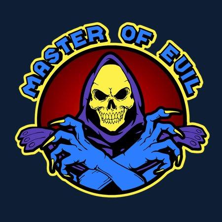 Master Of Evil T-Shirt