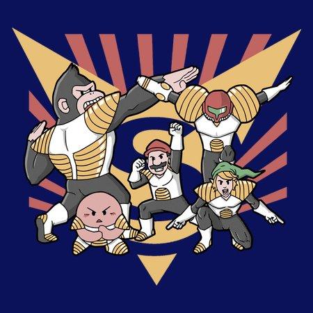 Smash Force T-Shirt