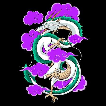 Haku Spirited Away Neatoshop