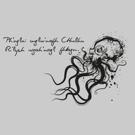 God Of R'lyeh T-Shirt