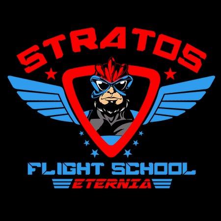 Stratos Flight School T-Shirt