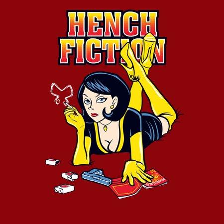 Hench Fiction T-Shirt