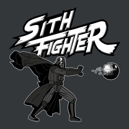 Sith Fighter T-Shirt thumbnail