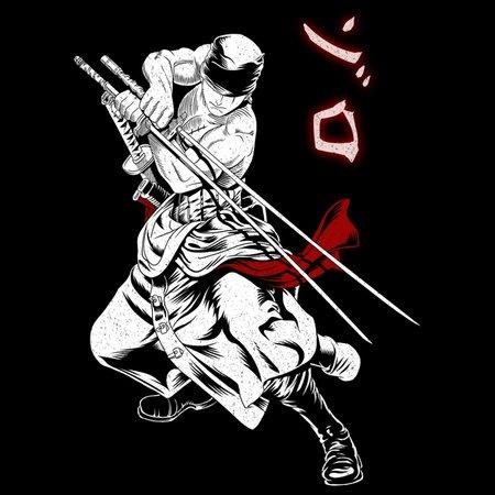 Sword's Master T-Shirt