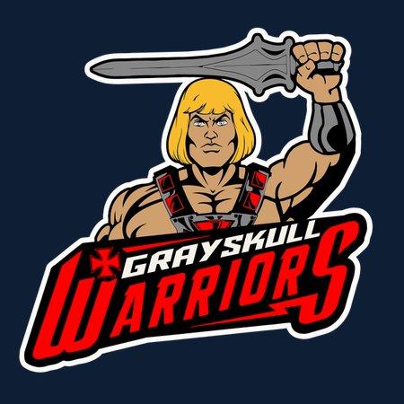 Grayskull Warriors Team T-Shirt