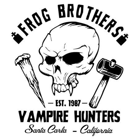 Frog Brothers – Vampire Hunters V2 T-Shirt