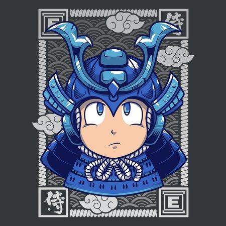 Shogun Man T-Shirt