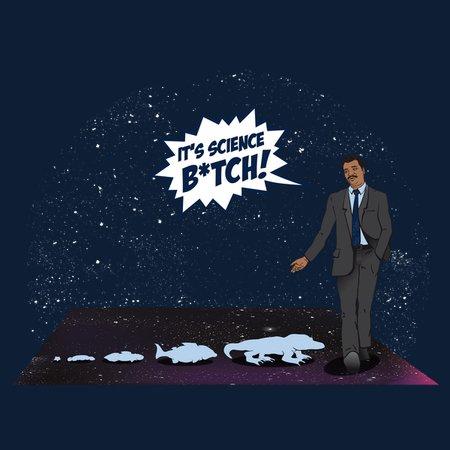 Yeah, Science B*Tch!!! T-Shirt
