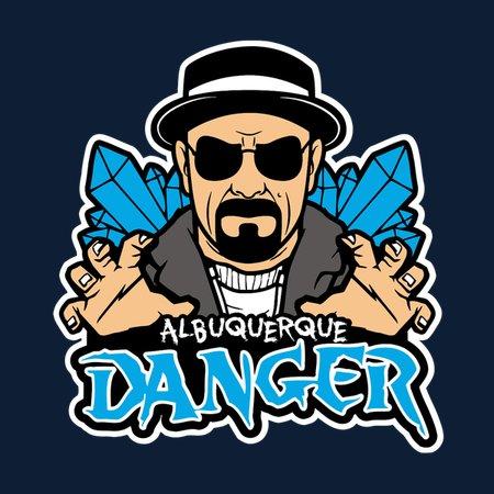 Albuquerque Danger T-Shirt