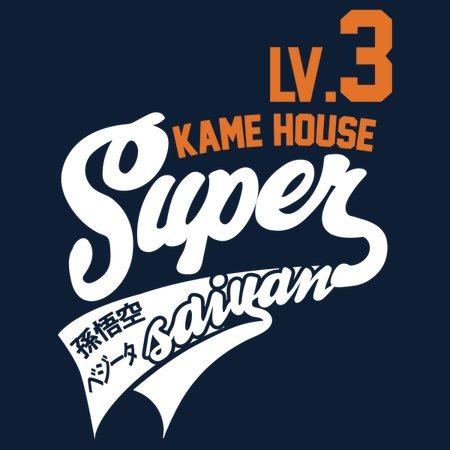 Super Saiyan Lv3 T-Shirt