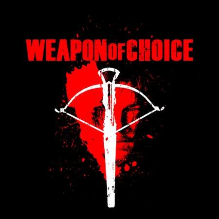 Weapon Of Choice_Daryl T-Shirt