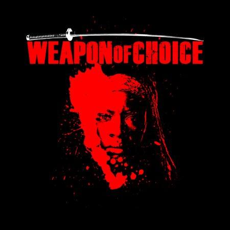 Weapon Of Choice_Michonne T-Shirt