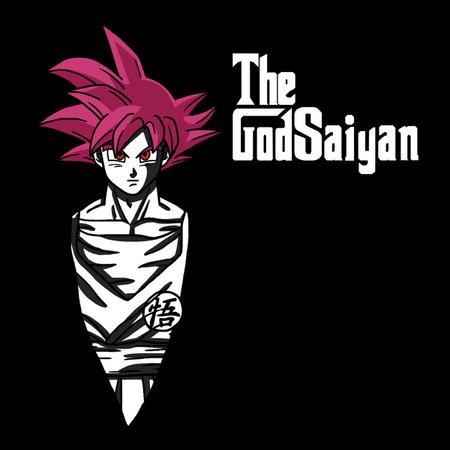 The Godsaiyan T-Shirt