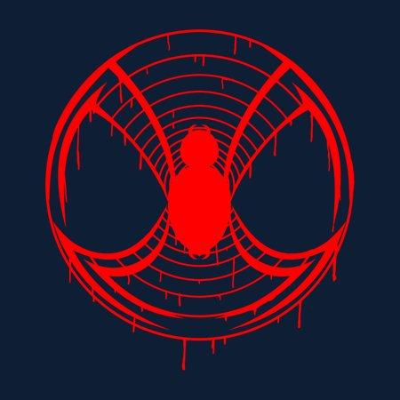 Tribal Spider Hero T-Shirt
