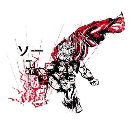 Traditional Asgardian T-Shirt