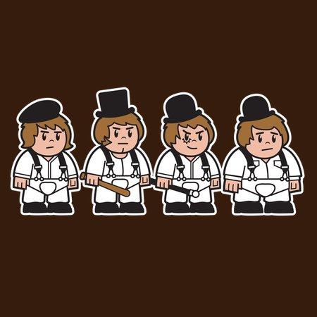 Mitesized Droogs T-Shirt