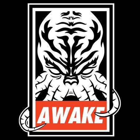 Awake. T-Shirt