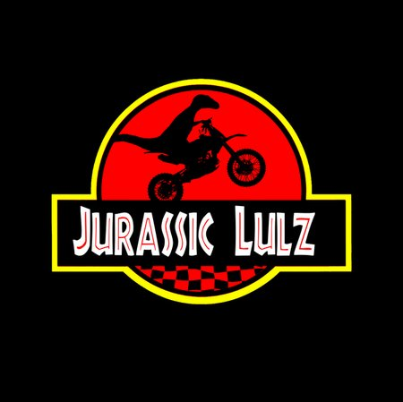 Jurassic Lulz T-Shirt