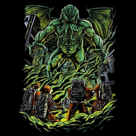 Godbusters V2 T-Shirt