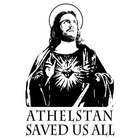 Athelstan Saves T-Shirt