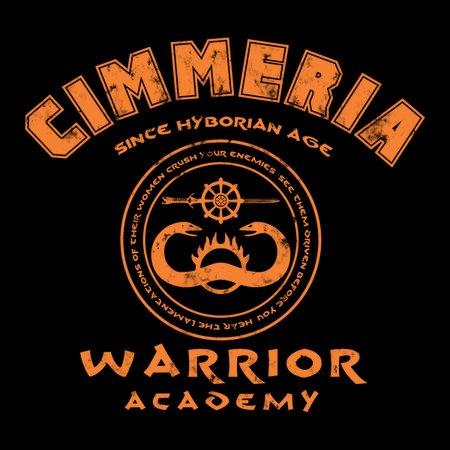 Warrior Academy T-Shirt
