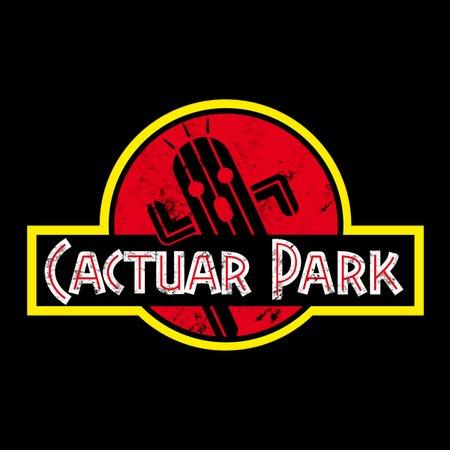 Cactuar Park T-Shirt