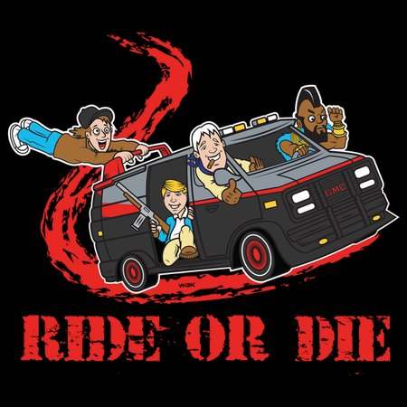 Movie ride or die