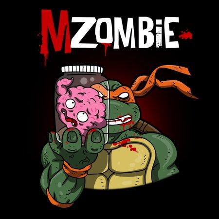 Mzombie T-Shirt