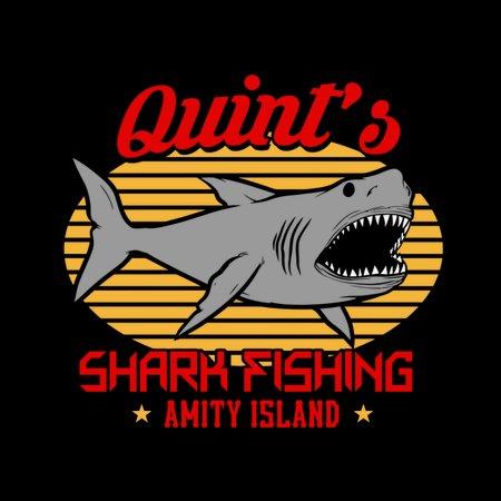 Shark Fishing T-Shirt