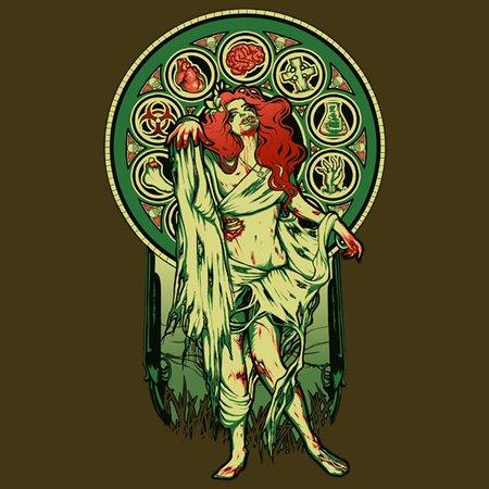 Zombie Nouveau T-Shirt thumbnail