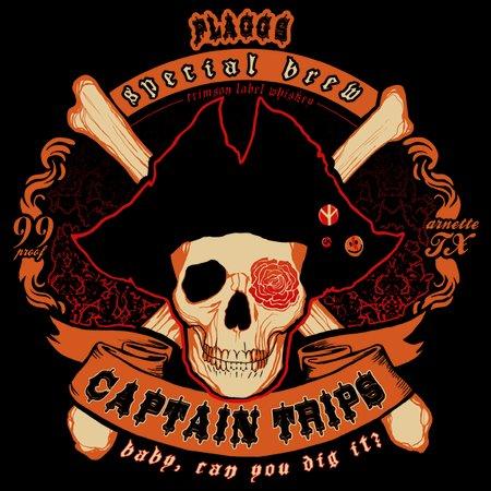 Captain Trips T-Shirt