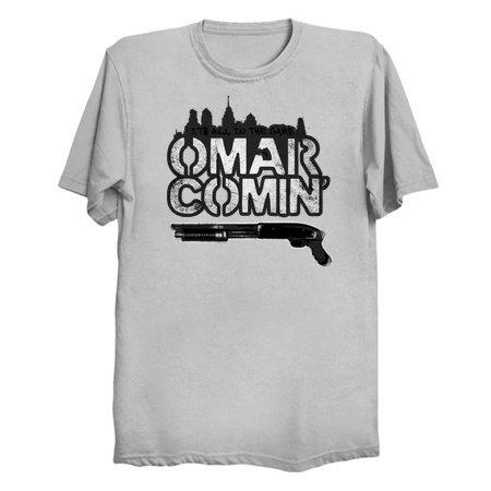 Omar Comin\' - NeatoShop