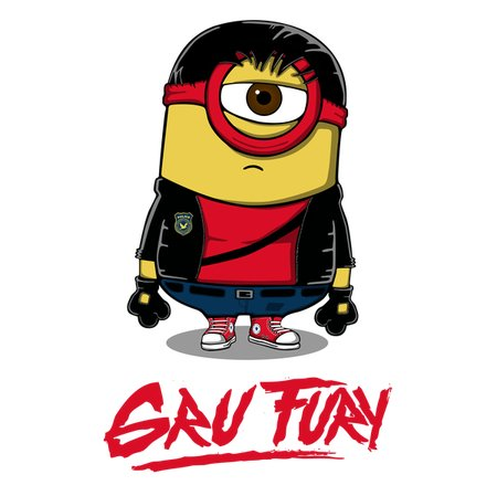 Gru Fury T-Shirt