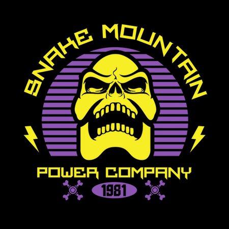 Snake Mountain Power Company T-Shirt