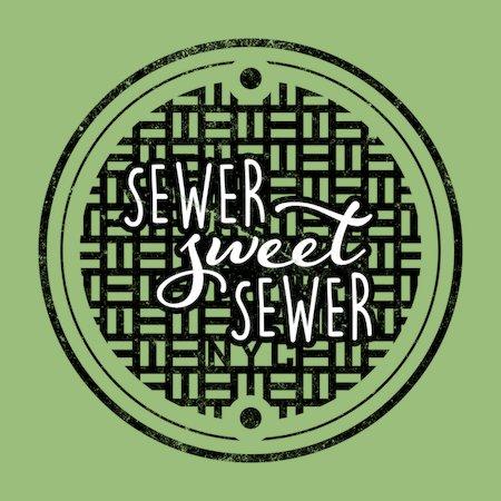 Sewer Sweet Sewer T-Shirt