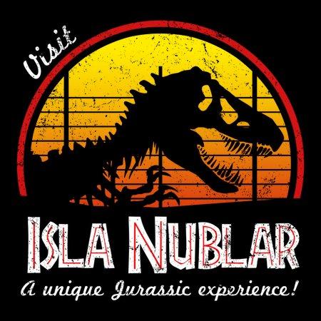Visit Isla Nublar (Park) T-Shirt