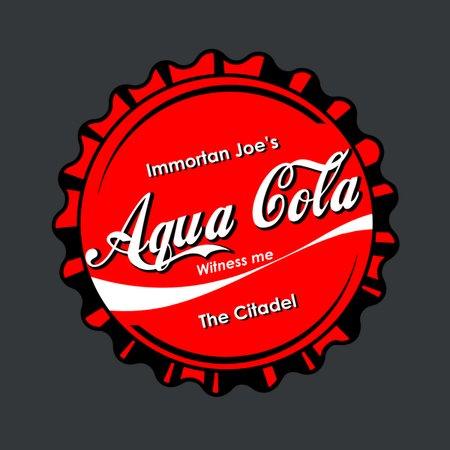 Aqua C T-Shirt