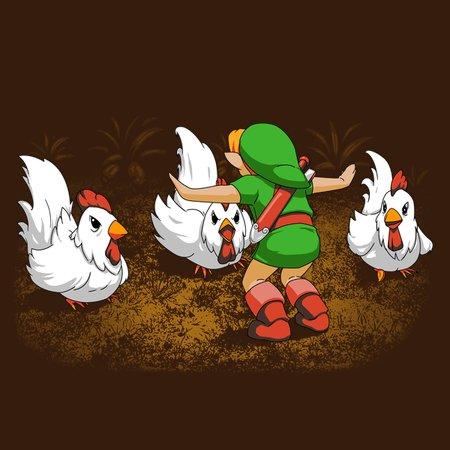 Chicken World T-Shirt