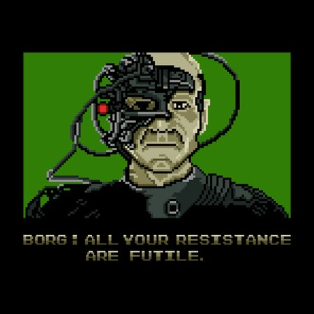 Resistance Are Futile T-Shirt