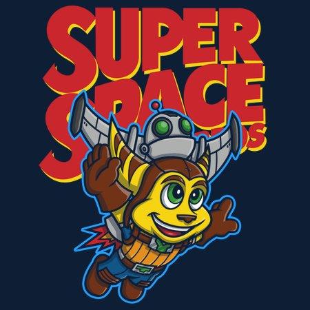 Super Space Bros T-Shirt