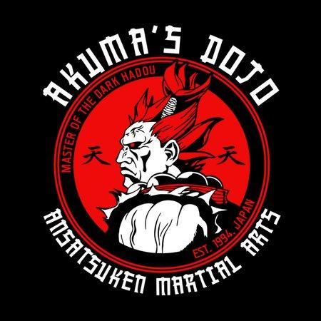 Ansatsuken Martial Arts Dojo T-Shirt